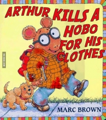 I do not remember this Arthur book